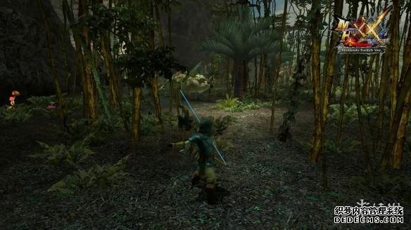 林克变态屠龙传说sf也狩猎